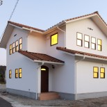 広畑区蒲田の家
