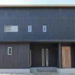 姫路市豊富町の家