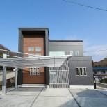 姫路市梅ヶ谷の家